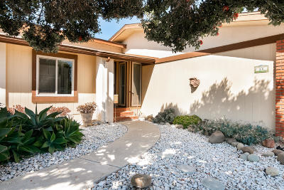 Ventura Single Family Home Active Under Contract: 1220 Johnson Drive #46