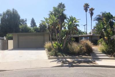 Thousand Oaks Single Family Home For Sale: 1784 Ide Court