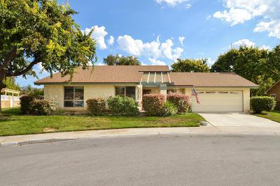 Camarillo Single Family Home For Sale: 1310 Village 1