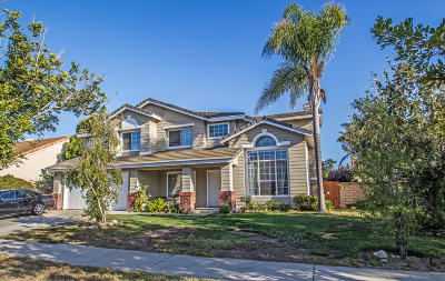 Oxnard Single Family Home For Sale: 2634 Northbrook Drive