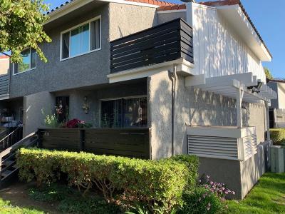 Oxnard Condo/Townhouse For Sale: 4550 Saviers Road
