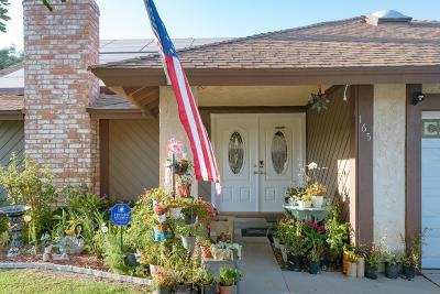 Camarillo Single Family Home For Sale: 165 Bramble Court