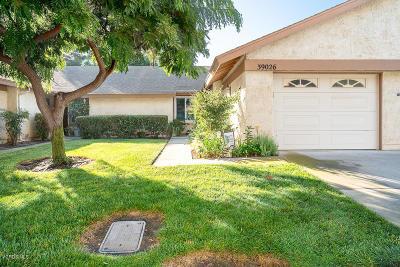 Camarillo Single Family Home For Sale: 39026 Village 39