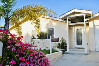 Ventura Single Family Home For Sale: 944 Phoenix Avenue