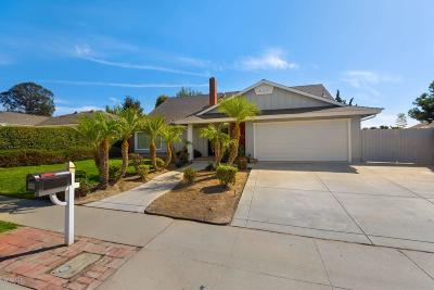 Ventura Single Family Home For Sale: 474 Day Road