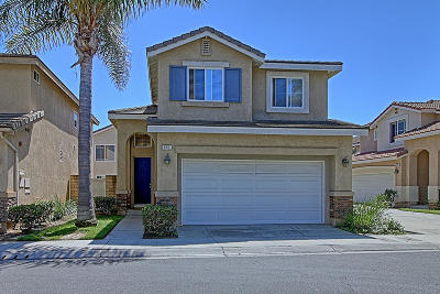 Oxnard Single Family Home For Sale: 907 Paseo Brisas Lindas