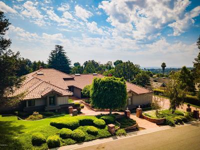 Camarillo Single Family Home For Sale: 90 Alviso Drive