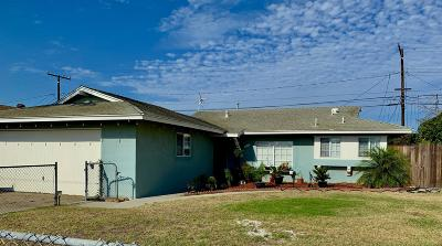 Oxnard Single Family Home For Sale: 3411 Kern Street