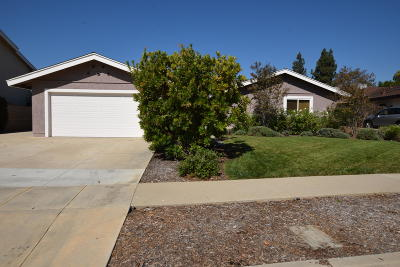 Camarillo Single Family Home For Sale: 1501 Agusta Avenue