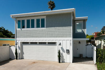 Ventura Single Family Home For Sale: 1183 Brunswick Lane