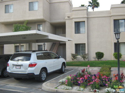 Cathedral City Rental For Rent: 35200 Cathedral Canyon Drive #R141