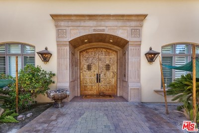 Rancho Mirage Single Family Home For Sale: 1 Beach Dunes Court