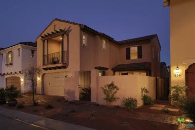 Palm Springs Condo/Townhouse For Sale: 430 Bird Song #75