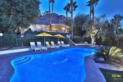 Palm Springs Single Family Home For Sale: 2195 Rim Road