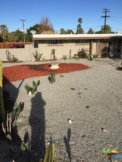Cathedral City Single Family Home For Sale: 30671 San Gabriel Circle