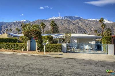 Palm Springs Single Family Home For Sale: 575 North Calle Rolph