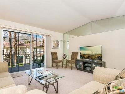 Palm Springs Condo/Townhouse For Sale: 2701 East Mesquite Avenue #R78
