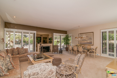 The Springs C.C. Single Family Home For Sale: 34 Princeton Drive