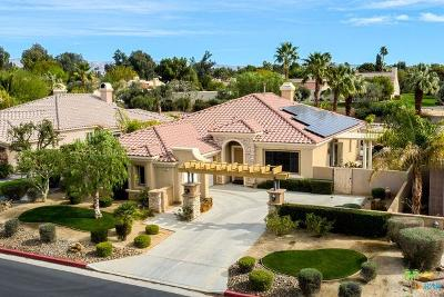 Rancho Mirage Single Family Home For Sale: 22 Vista Mirage Way