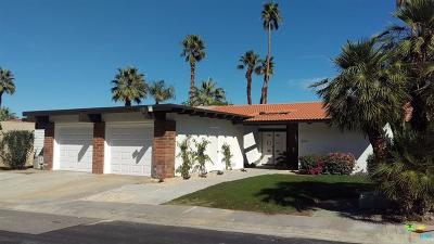 Rancho Mirage Single Family Home For Sale: 40220 Via Buena Vista