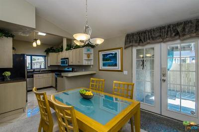 Palm Springs Single Family Home For Sale: 1561 East Twin Star Road