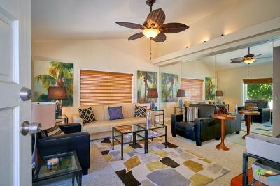 Palm Springs Single Family Home For Sale: 3242 North Mica Drive