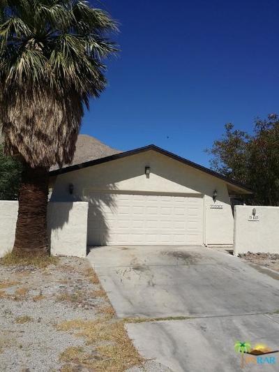 Palm Springs Single Family Home For Sale: 15865 Oreana Way