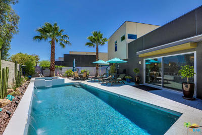 Palm Springs CA Single Family Home For Sale: $999,000