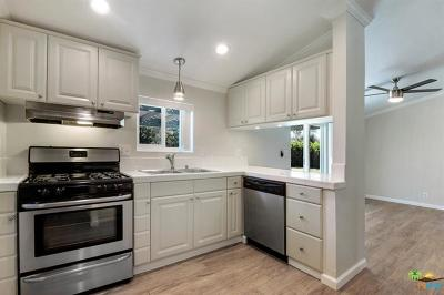 Palm Springs Single Family Home Contingent: 2060 Jason Court