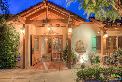 Palm Springs CA Multi Family 5+ For Sale: $2,500,000