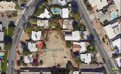 Palm Desert Residential Lots & Land For Sale: 45484 Abronia