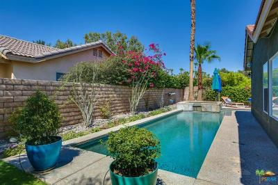 Palm Springs Single Family Home Contingent: 2950 South Redwood Drive