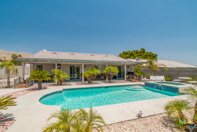 Single Family Home For Sale: 10501 San Miguel Road