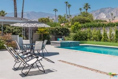 Palm Springs Single Family Home For Sale: 1129 South Manzanita Avenue