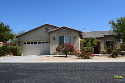 Desert Hot Springs CA Single Family Home For Sale: $225,000