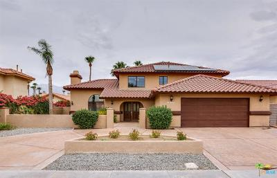 Cathedral City Single Family Home For Sale: 28321 Horizon Road