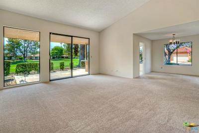 Rancho Mirage Condo/Townhouse Contingent: 25 Granada Drive