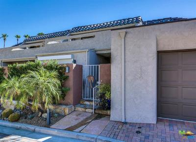 Palm Springs Single Family Home For Sale: 2520 West La Condesa Drive