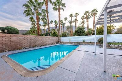 Rancho Mirage Single Family Home Contingent: 71461 Gardess Road
