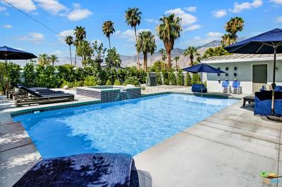 Palm Springs Single Family Home For Sale: 452 North Monterey Road