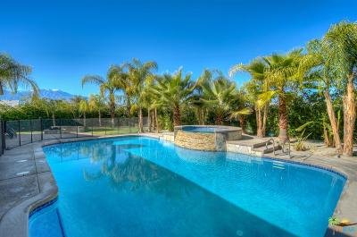 Rancho Mirage Single Family Home For Sale: 10 Calais Circle