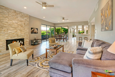 Rancho Mirage Single Family Home For Sale: 35 Princeton Drive