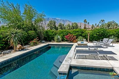 Palm Springs Single Family Home Contingent: 2704 Alexander Club Drive
