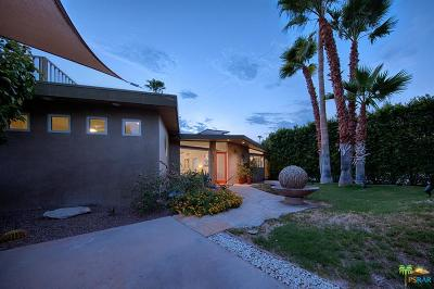 Palm Springs Single Family Home For Sale: 683 North Calle Marcus
