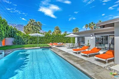 Palm Springs Single Family Home For Sale: 503 North Farrell Drive