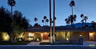 Palm Springs Single Family Home For Sale: 1501 East Lobo Way