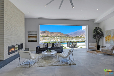 Palm Springs Single Family Home For Sale: 1021 Andreas Palms Drive
