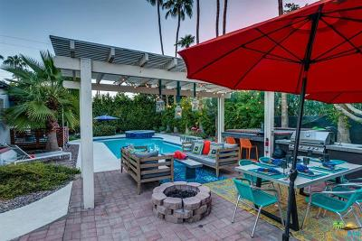 Palm Springs Single Family Home For Sale: 1057 East Tachevah Drive