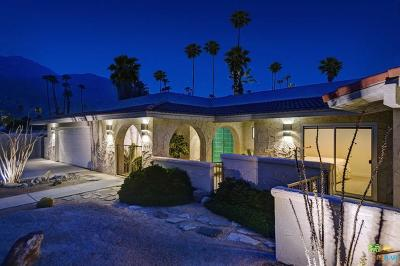 Palm Springs Single Family Home For Sale: 1600 East Maricopa Drive