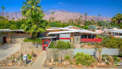 Palm Springs Single Family Home Contingent: 609 South Bedford Drive